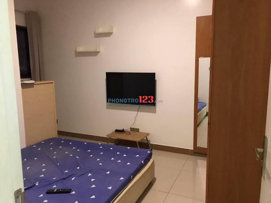 Chính chủ cho thuê CH Useful 59m2 2pn tại Lạc Long Quân P9 Q Tân Bình giá 8,5tr/th
