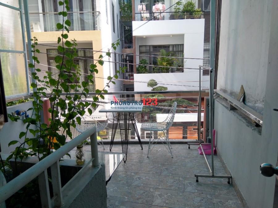 Cần cho thuê căn hộ mini 35m2 full nội thất