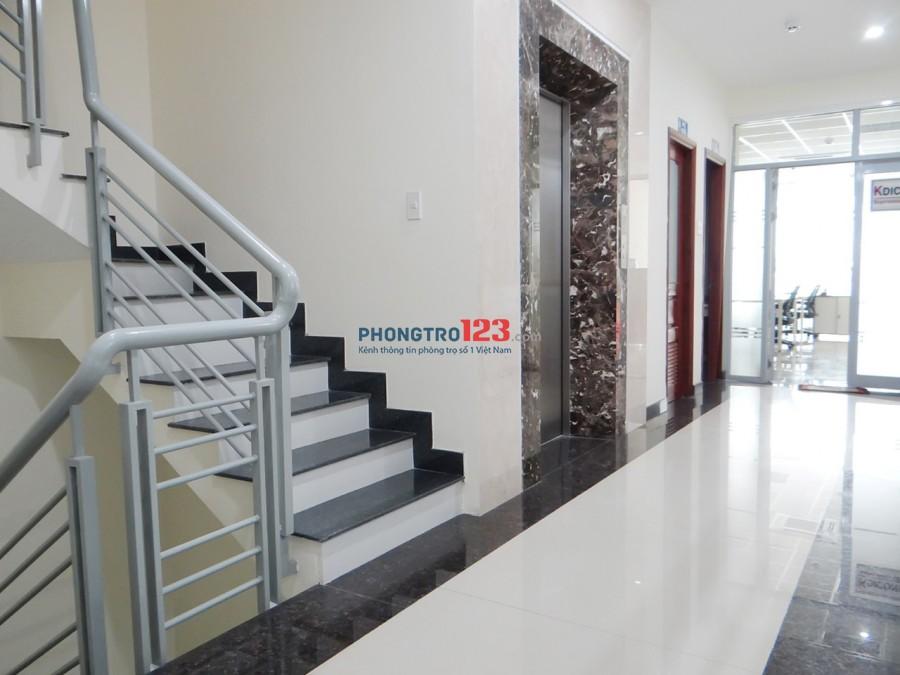 Chính chủ cho thuê văn phòng tòa nhà 11B Hồng Hà P2 Q Tân Bình giá từ 8tr/th