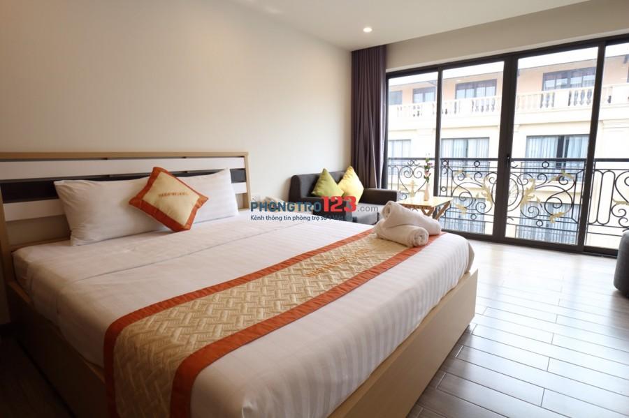 Cho thuê căn hộ dịch vụ tại 34-36 Hưng Phước, P. Tân Quy, Quận 7 ngay khu Phú Mỹ Hưng