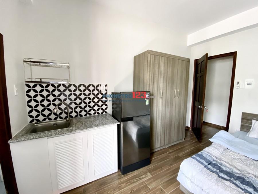 Phòng trọ tại 334 Đường Tôn Đản quận 4 giá từ 5tr/tháng, Full nội thất, free phụ phí.