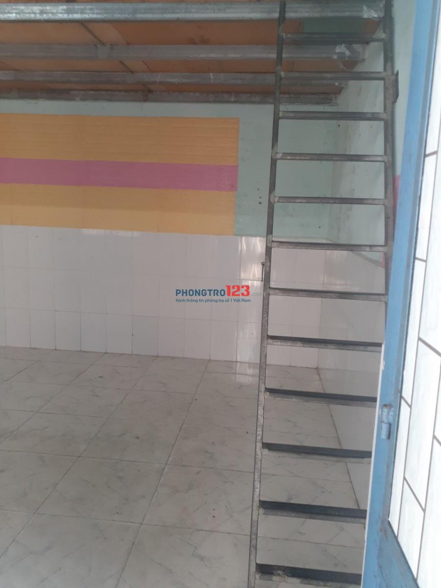 Cho thuê phòng trọ có gác, tại 249/54 Đường Hà Huy Tập, Quận Thanh Khê, gần bờ hồ