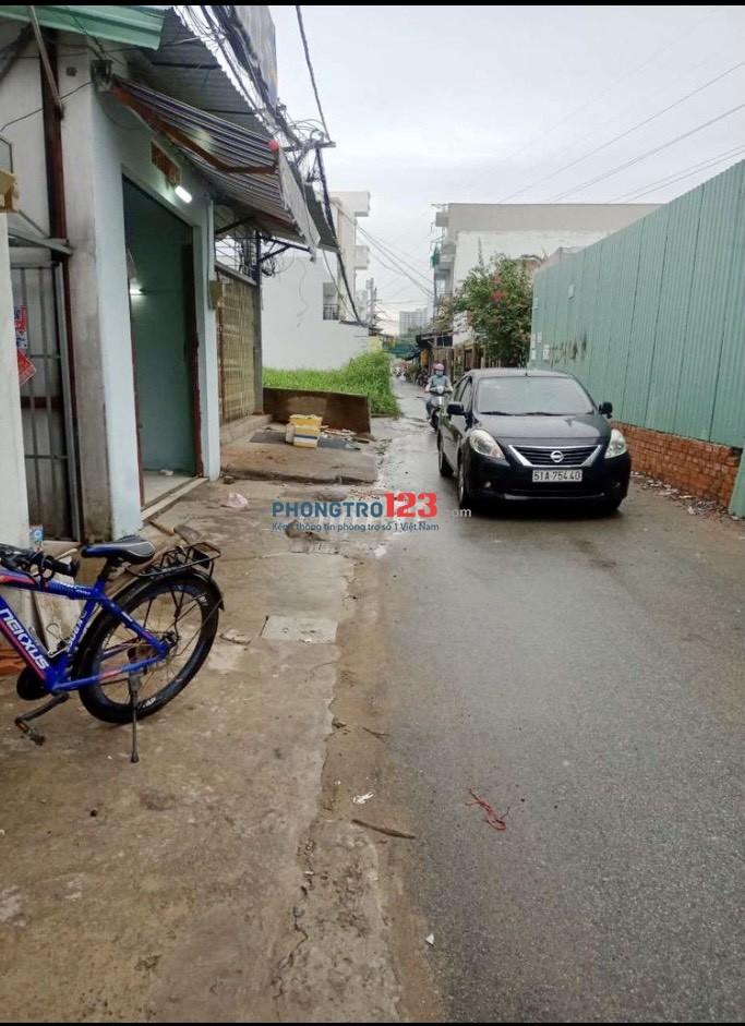 Cho thuê nhà NC 4,2x8 tại 1115/45 Huỳnh Tấn Phát P Phú Thuận Q7 giá 5tr/th