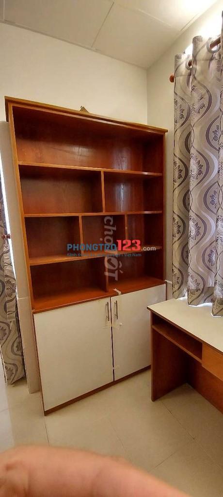 Chính chủ cho thuê CH có nội thất tầng trệt CC Him Lam Ba Tơ P7 Q8 80m2 2pn giá 7,5tr/th