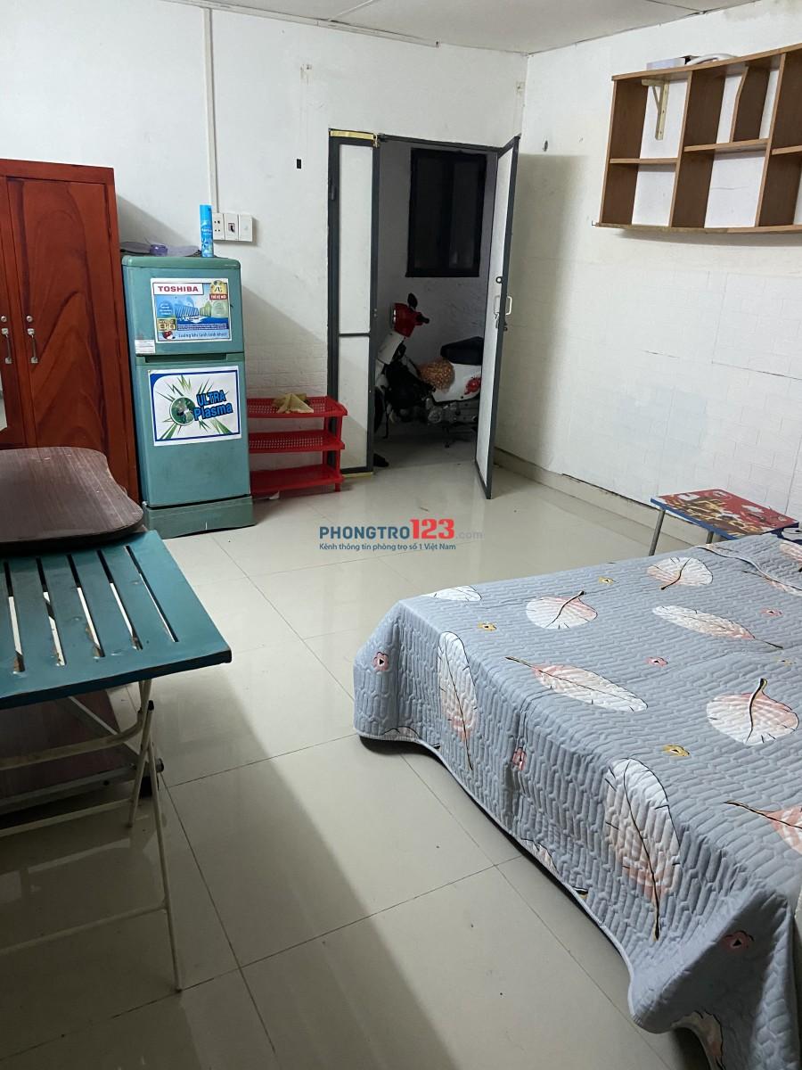 Phòng trọ cho thuê, có sẵn nội thất, giờ tự do
