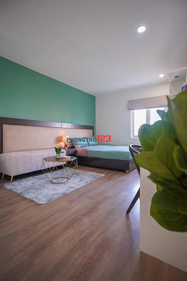 Cho thuê phòng trọ tại 122 Bùi Thị Xuân, Quận 1, Từ 5tr/tháng, đã full nội thất