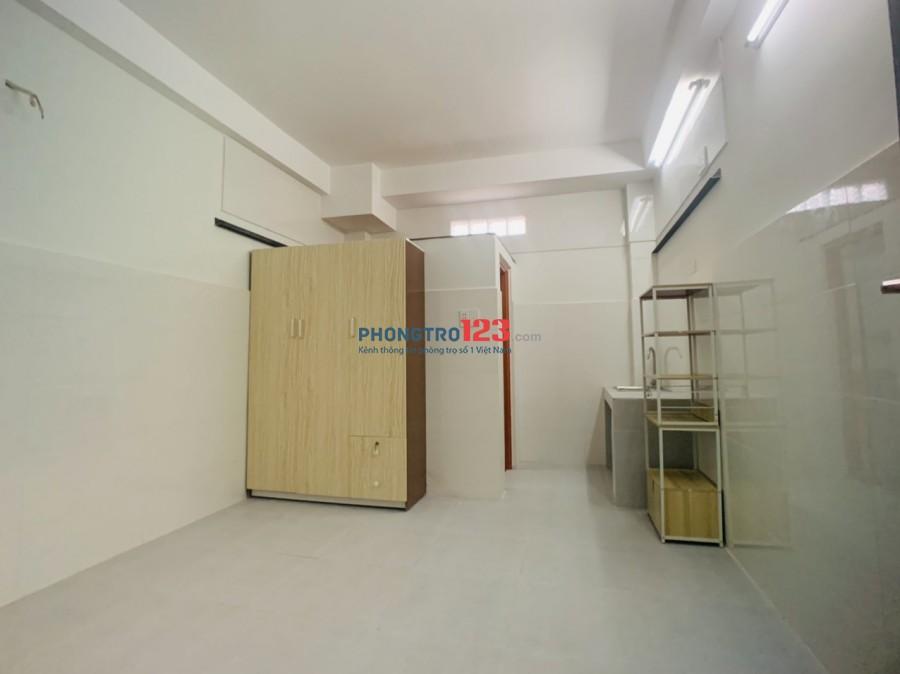 Phòng Trọ Mới Xây ngay Lê Quang Định - Phạm Văn Đồng Giá 3tr