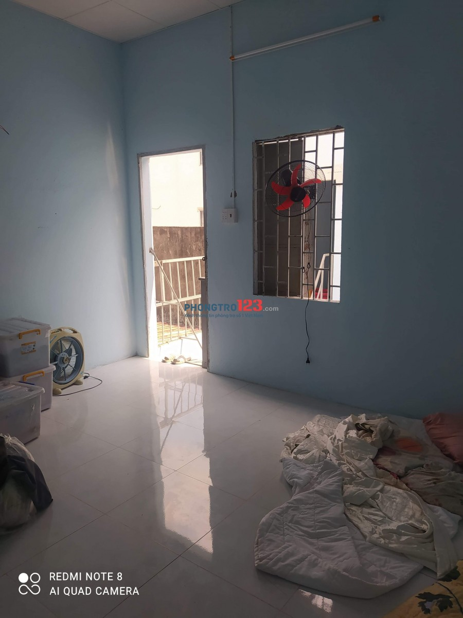 Cho thuê phòng trọ Linh Xuân Thủ Đức. Phòng 1tr8/tháng diện tích 16m2