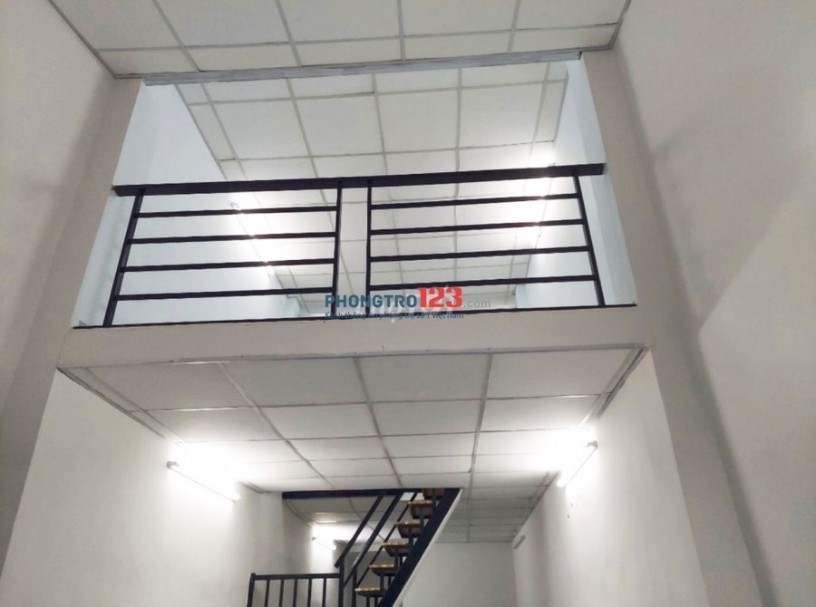 Chính chủ cho thuê nhà NC 65m2 2pn tại 143/12 Thống Nhất P11 GVấp