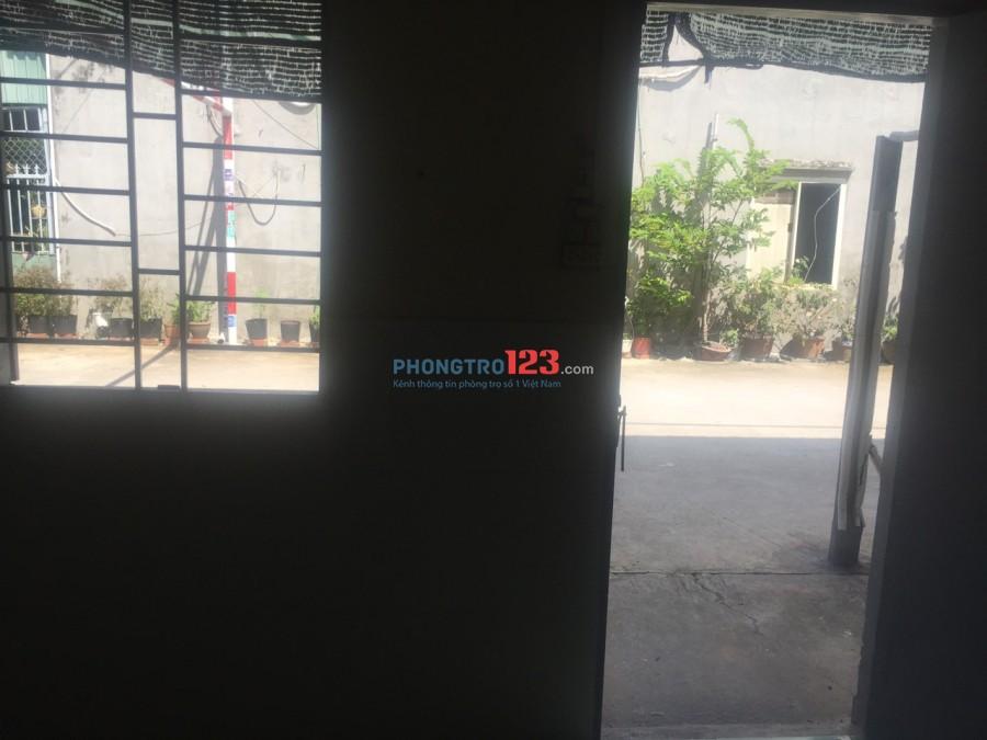 Cho thuê phòng trọ 7/16A Linh Đông, Phạm Văn Đồng, Phòng mới xây 28m2, giá 2,8 triệu/thángg