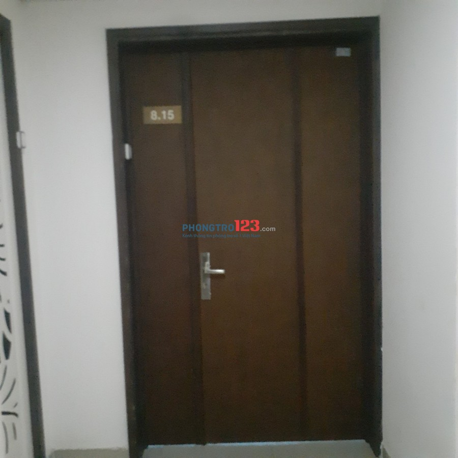 Tìm 1-2 nữ sinh viên hoặc nvvp ở ghép chung cư moscow Tham Lương. Liên hệ trao đổi chổ ở qua sđt: 0936051037 (Vân Anh)