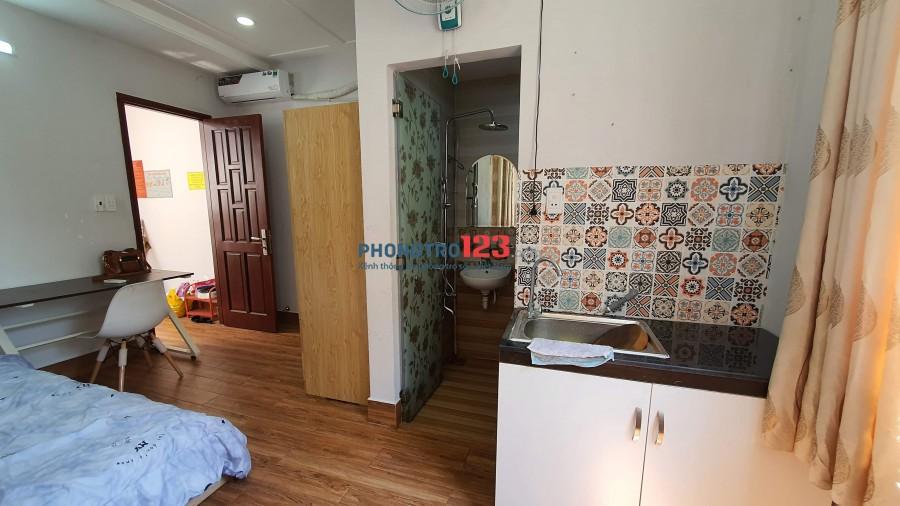 Tìm người ở ghép dọn vào ngay đầu tháng 7 phòng tại 347/1 Đường Huỳnh Văn Bánh, Phú Nhuận
