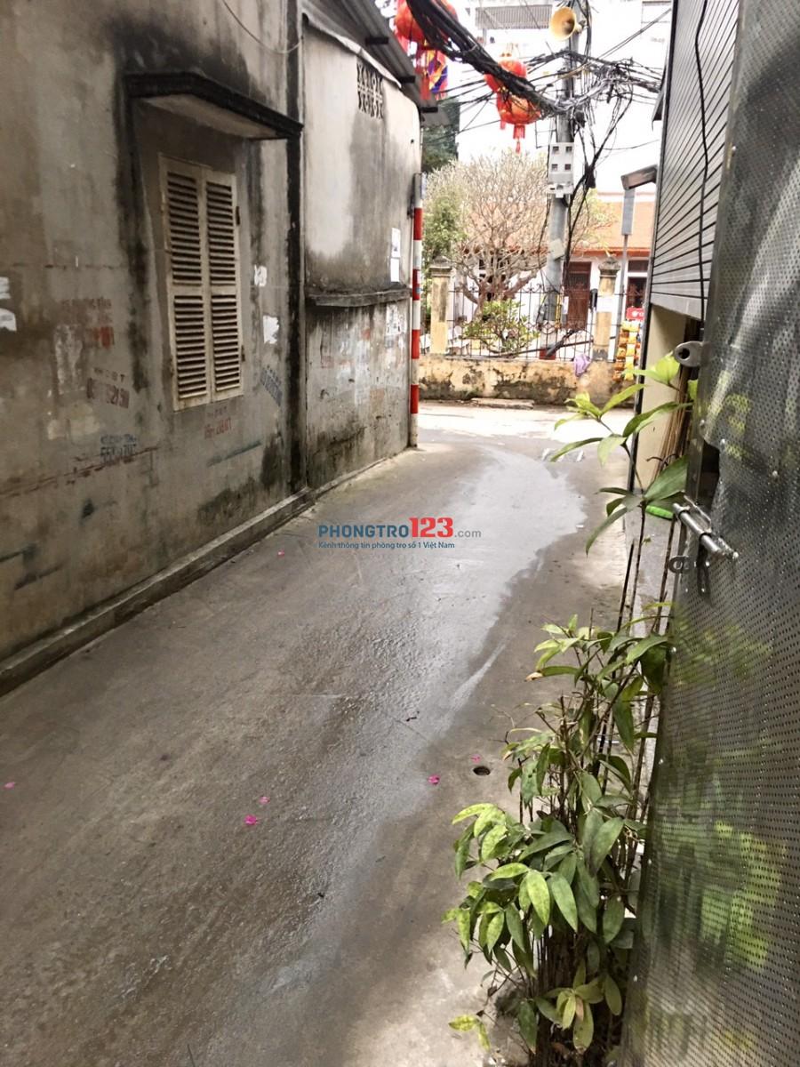 Cho thuê ở ghép homestay Kim Giang, Hà Nội. Giá: 1.5tr/tháng/người (không phát sinh phụ phí)
