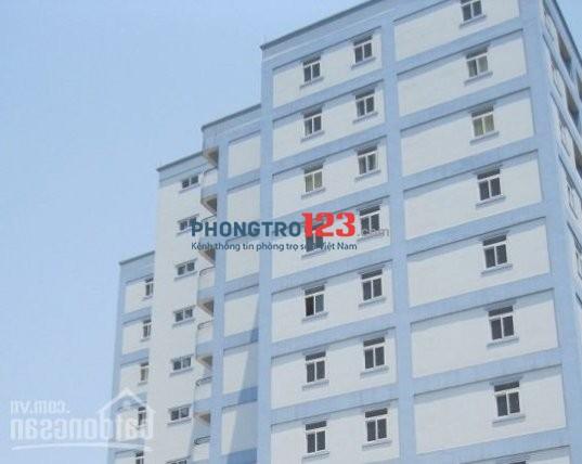 Cho thuê căn hộ chung cư nhà C bộ quốc phòng, 78m2, 2pn 2wc giá thuê 7tr5/tháng