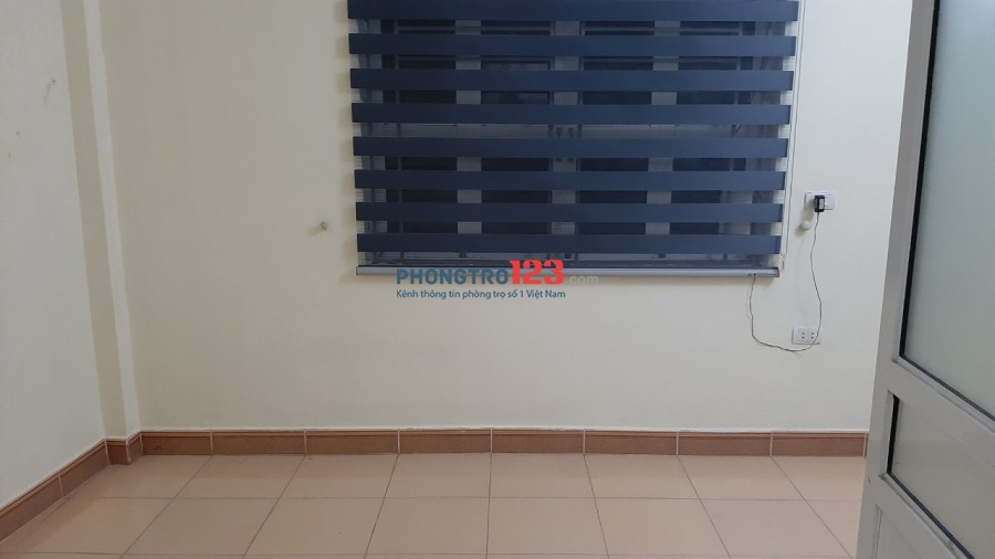 Chính chủ cho thuê nhà DT 20m x 4 tầng, 2PN, 1 phòng khách, 3WC, nhà mới sạch sẽ, đủ nóng lanh, điều hòa, tủ lạnh