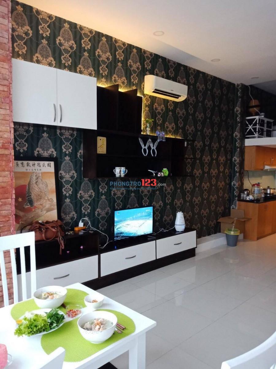 Căn hộ chung cư Nguyễn Huệ 35m2 view phố đi bộ 10tr/tháng còn thương lượng