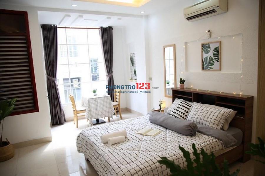 Phòng trọ 30m2 An Dương Vương Q5 full nội thất giá thuê 4tr5/tháng