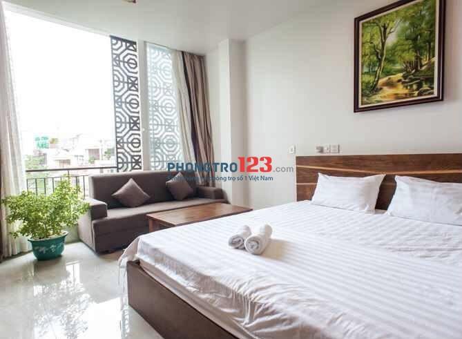 CHDV 30m2 Nguyễn Văn Cừ Q1 full nội thất siêu đẹp