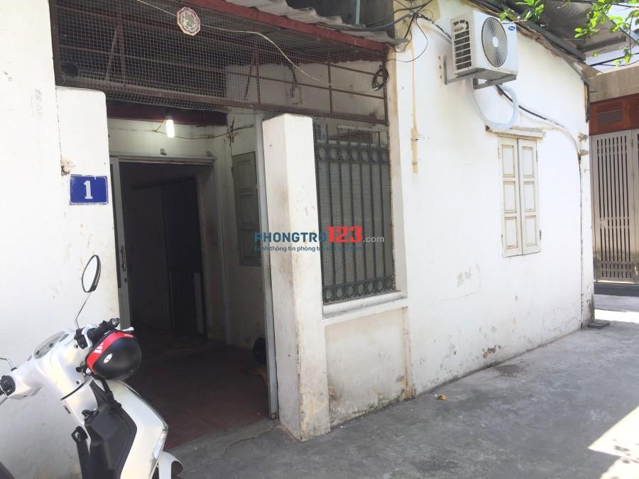 Nhà 42m2, 02 phòng, có điều hoà, gần xe buýt 18 Đường Phúc Minh, Phường Phúc Diễn, Quận Bắc Từ Liêm