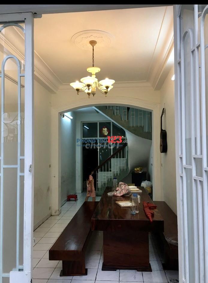 Chính chủ cho thuê nhà NC 3x15 1 trệt 2 lầu tại 150/27 Đặng Văn Ngữ P14 PNhuận