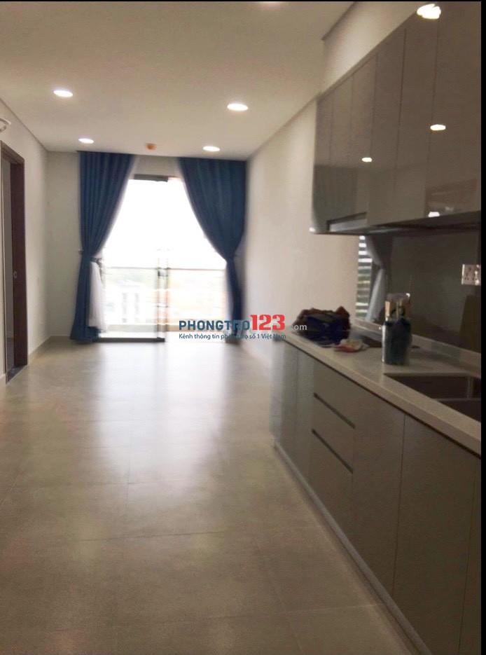 Chính chủ cho thuê căn hộ Chung cư River Panorama Q7 50m2 2pn giá 8tr/th