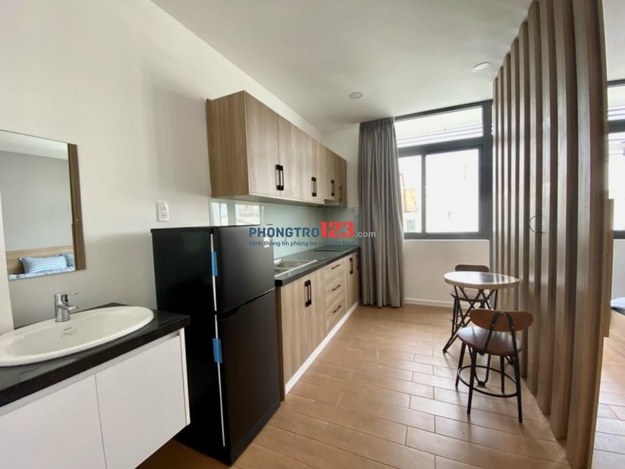 Phòng Trần Hưng Đạo Q1 full nội thất giá siêu thoáng giá chỉ 4tr