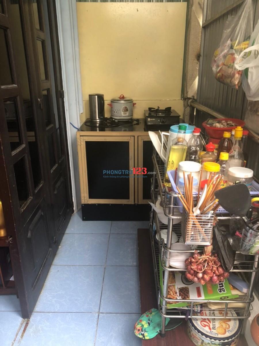 Cho thuê phòng trọ gần chợ Thị nghè giá 4,2tr
