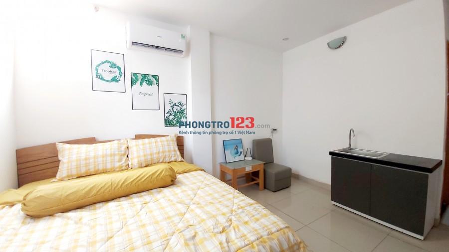 Phòng Đẹp Mới Xây Lê Văn Sỹ Quận 3 Giao Trần Quang Diệu Hình Thật 100%