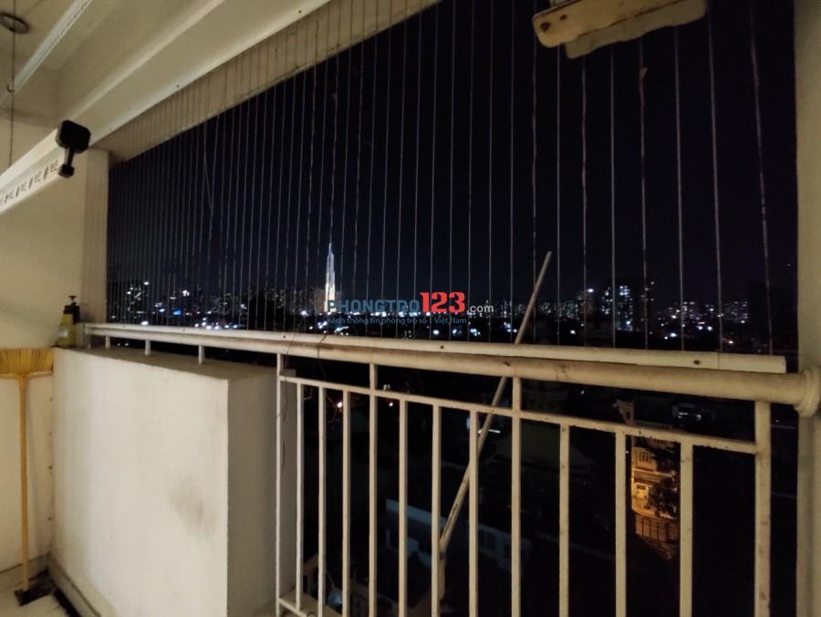 Chính chủ cho thuê căn hộ Bình Khánh Q2 đầy đủ nội thất 51m2 1pn giá 7,5tr/th
