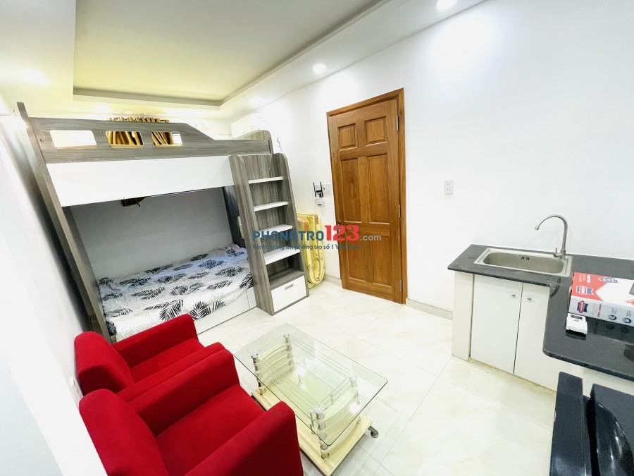 Cho thuê CHDV full nội thất, thang máy 153B Nguyễn Thượng Hiền, P6, Bình Thạnh