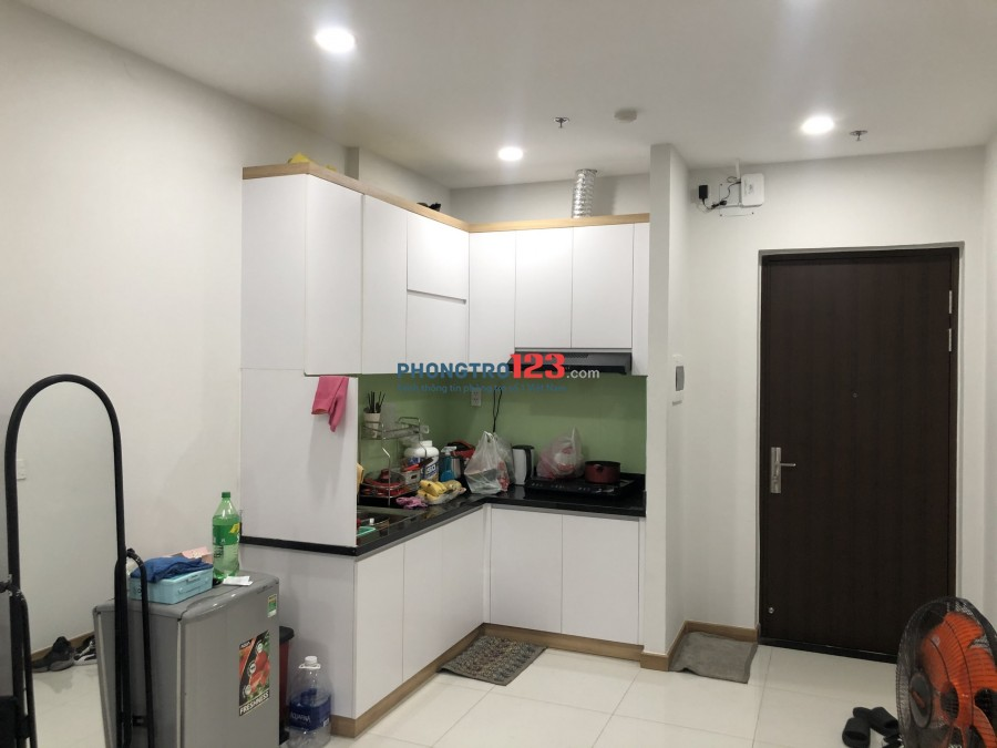 Cho thuê căn hộ 2PN 2WC Bcons Miền Đông, 1PN 4 triệu/tháng, 2PN 5 triệu/ tháng, nhận nhà ở ngay