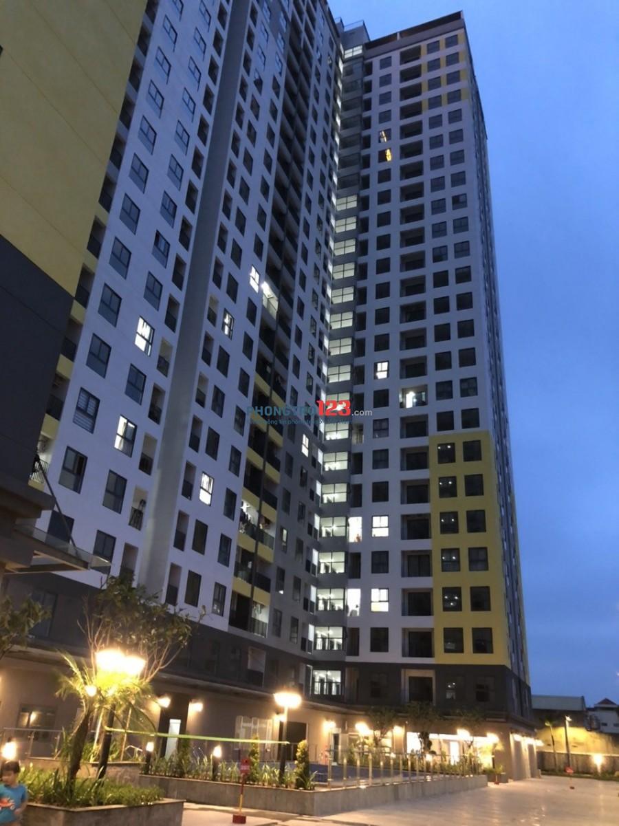 Cho thuê căn hộ Bcons Miền Đông, 1PN 4 triệu/tháng, 2PN 5 triệu/ tháng, nhận nhà ở ngay