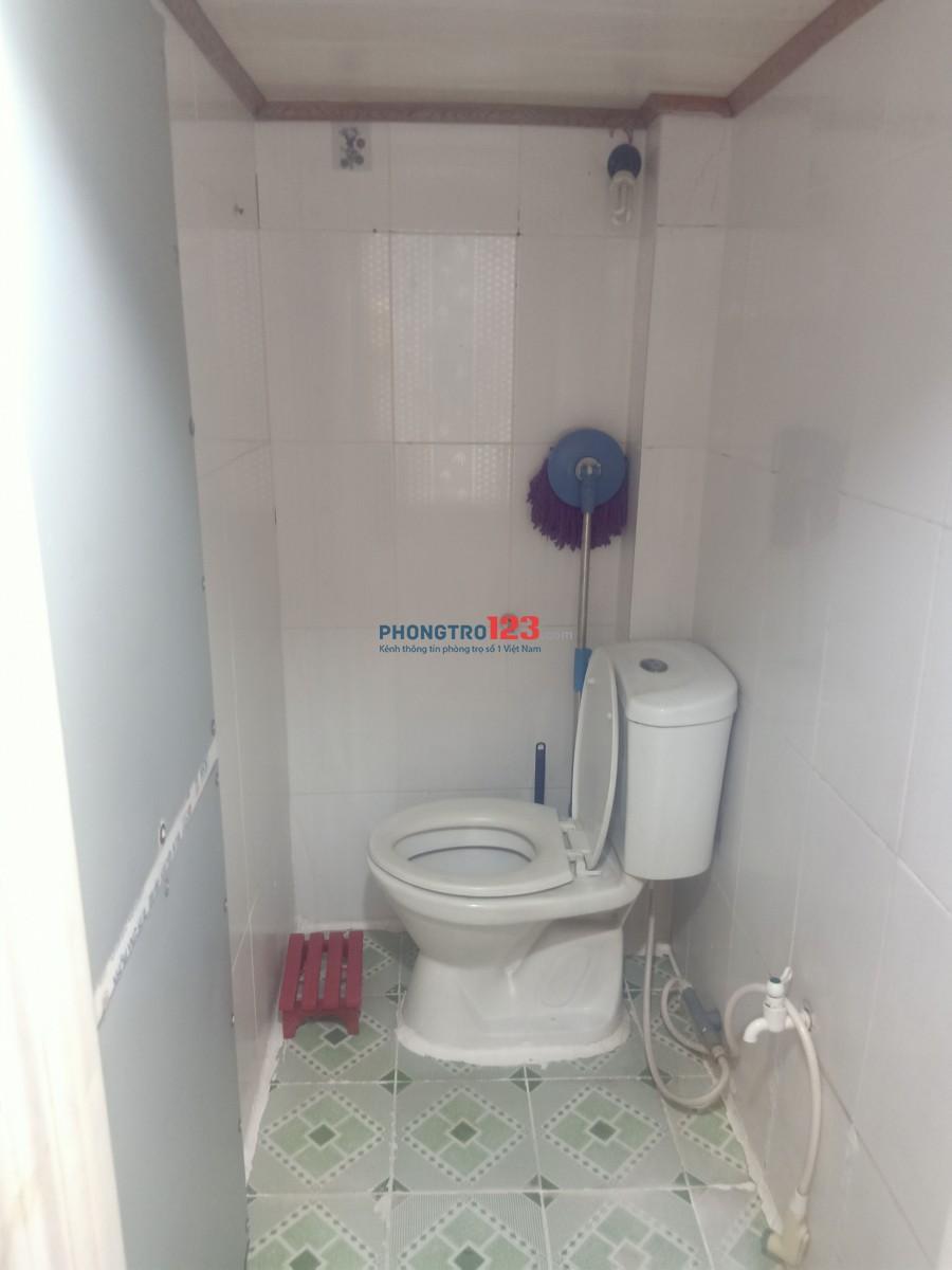 Cho thuê phòng trọ gần DHCN4 và gần BV 157. Địa chỉ: 12/41 Đường Nguyễn Tuân, Phường 3, Quận Gò Vấp
