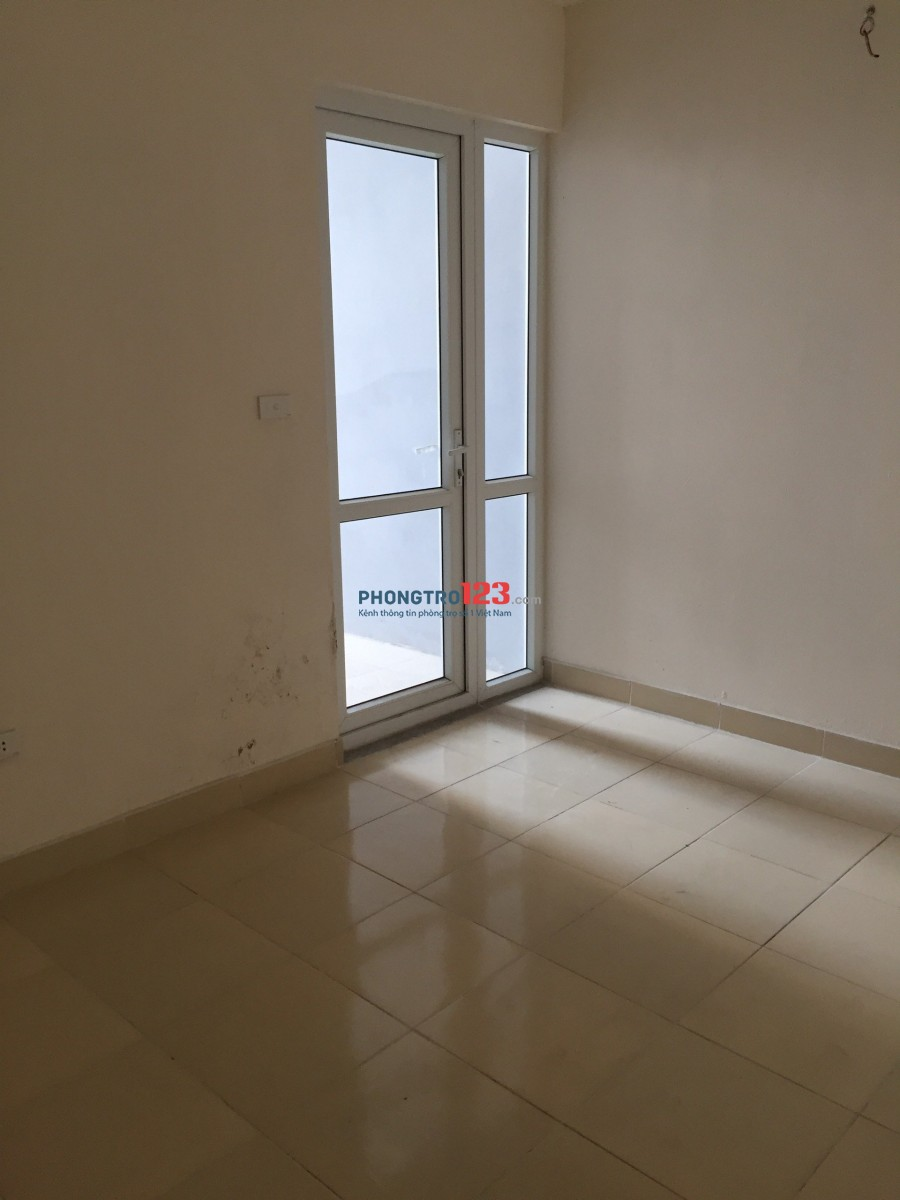 Cho thuê CHCC TĐC Hoàng Cầu 95m2 2PN, 2WC tòa CT2A