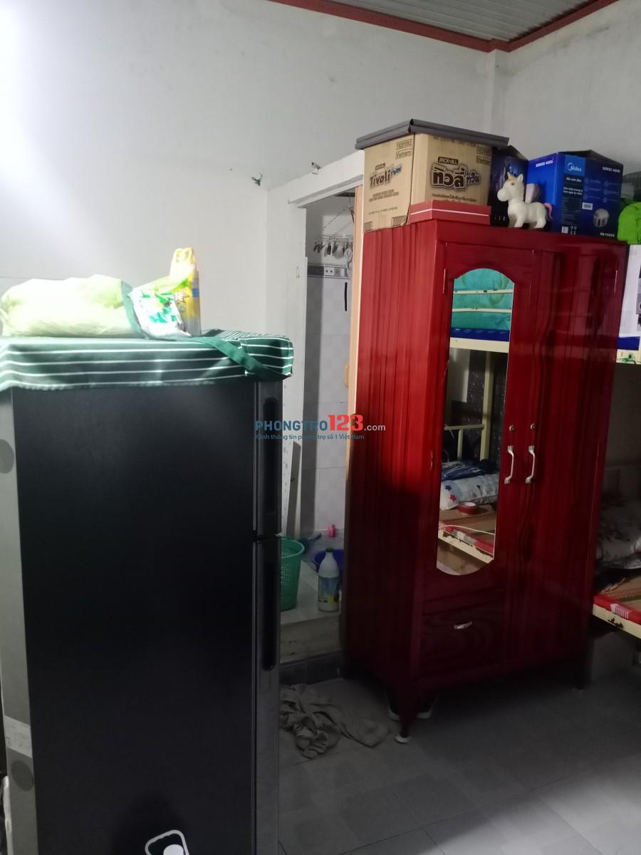 Tìm Nam ở ghép Phòng Giá 800k/ Người, đ/c phòng 199/3C Đường Nguyễn Duy Trinh, Quận 2