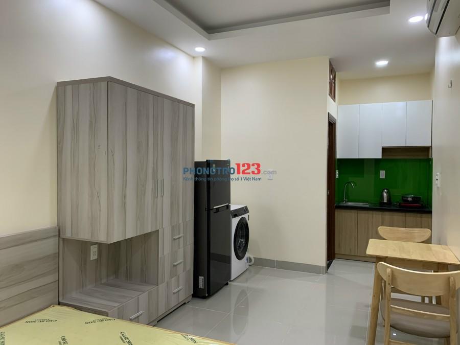Căn hộ ban công siêu rẻ full nội thất giá rẻ chỉ 3tr8. Liên hệ ngay Trọng Tín 0902400685 để thêm chi tiết