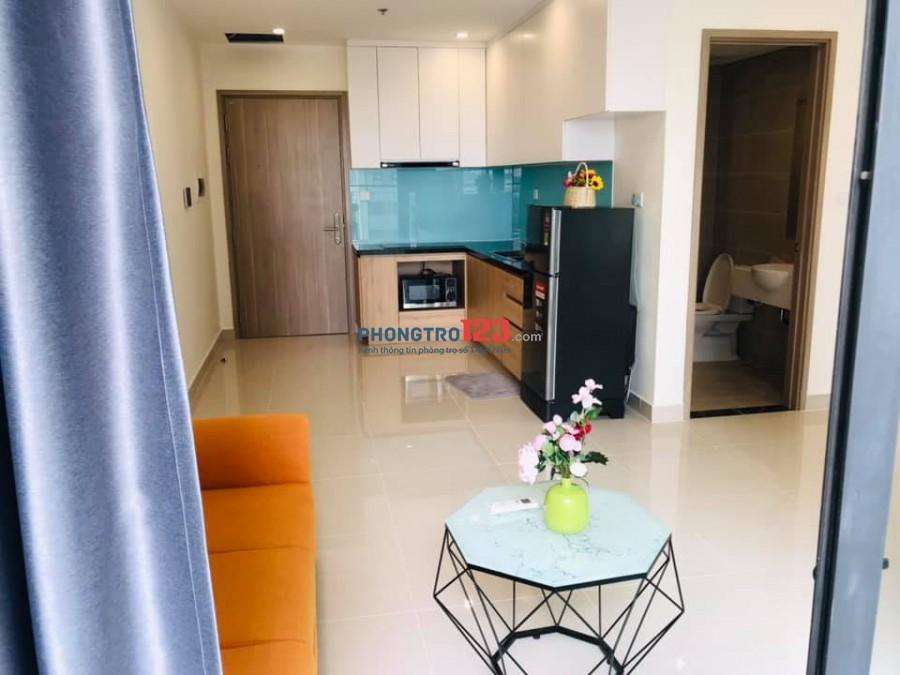 Bán và cho thuê căn hộ VINHOMES GRAND PARK Q.9