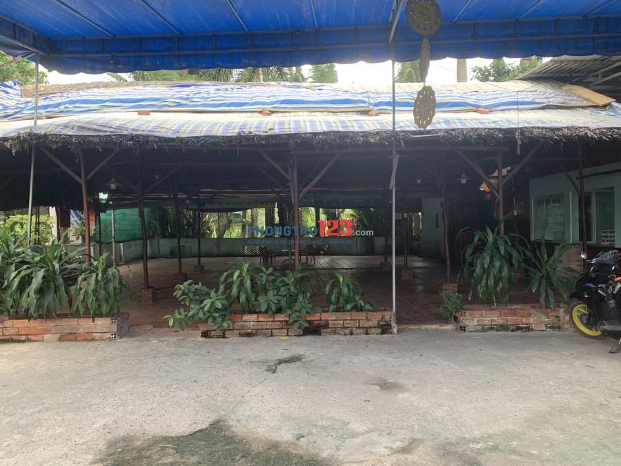 Chính chủ cho thuê mặt bằng 20x25 mặt tiền tại Tam Bình P Tam Phú Q Thủ Đức