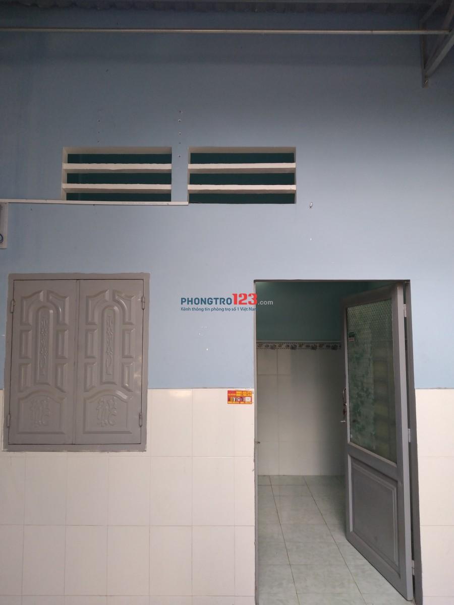 Cho thuê nhà diện tích 22m2; nhà mới xây sạch đẹp, thoáng mát, yên tĩnh, hẽm 178