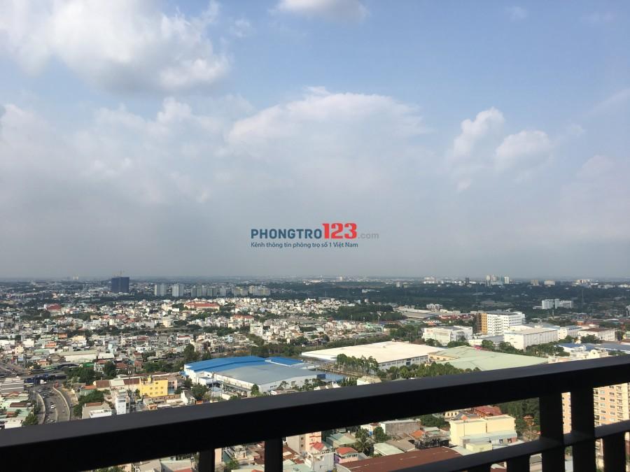Cho thuê nhà trống 2PN_2WC; Opal Boulevard (Phạm Văn Đồng)