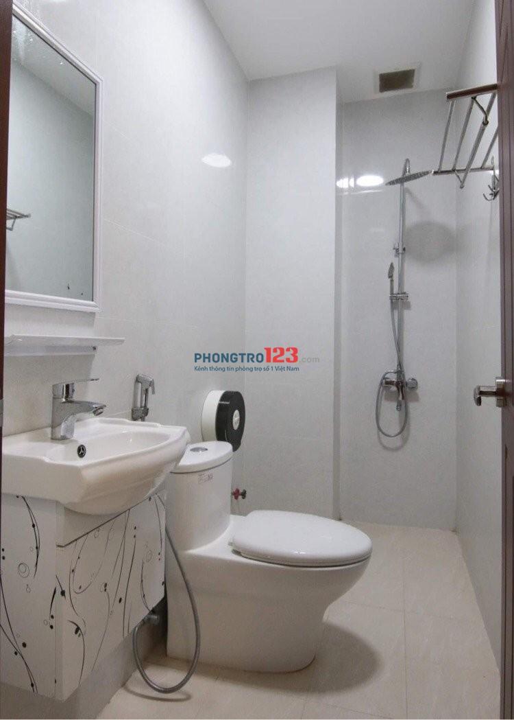 Phòng 101 Cống Quỳnh trung tâm Quận 1 full nội thất thoáng mát giá 4tr/tháng