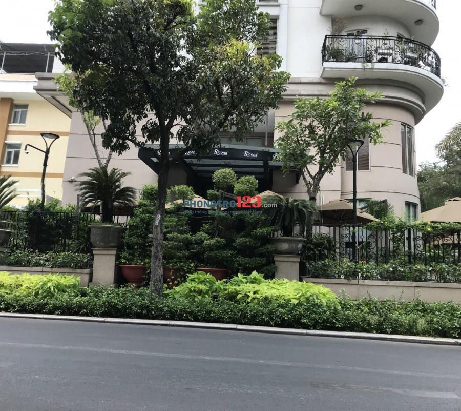 Cho thuê chcc Saigon Pavillon Nguyễn Đình Chiểu Q3 For Rent
