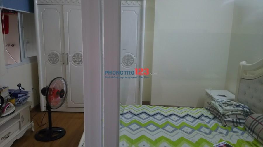Cho thuê căn hộ gần Đỗ Xuân Hợp, Rộng 55m2, 1pn, 1wc, nội thất đầy đủ giá từ 7tr đến 7tr5/tháng