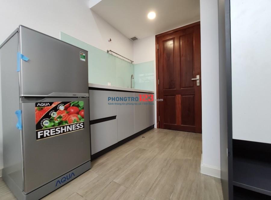 Cho thuê phòng trọ có gác giá rẻ 25m2 giá 4tr3/tháng. Phòng full nội thất