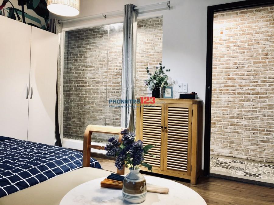 Phòng Studio mới FULL Nội thất cao cấp - Free Nước, WIFI – Super SALES.