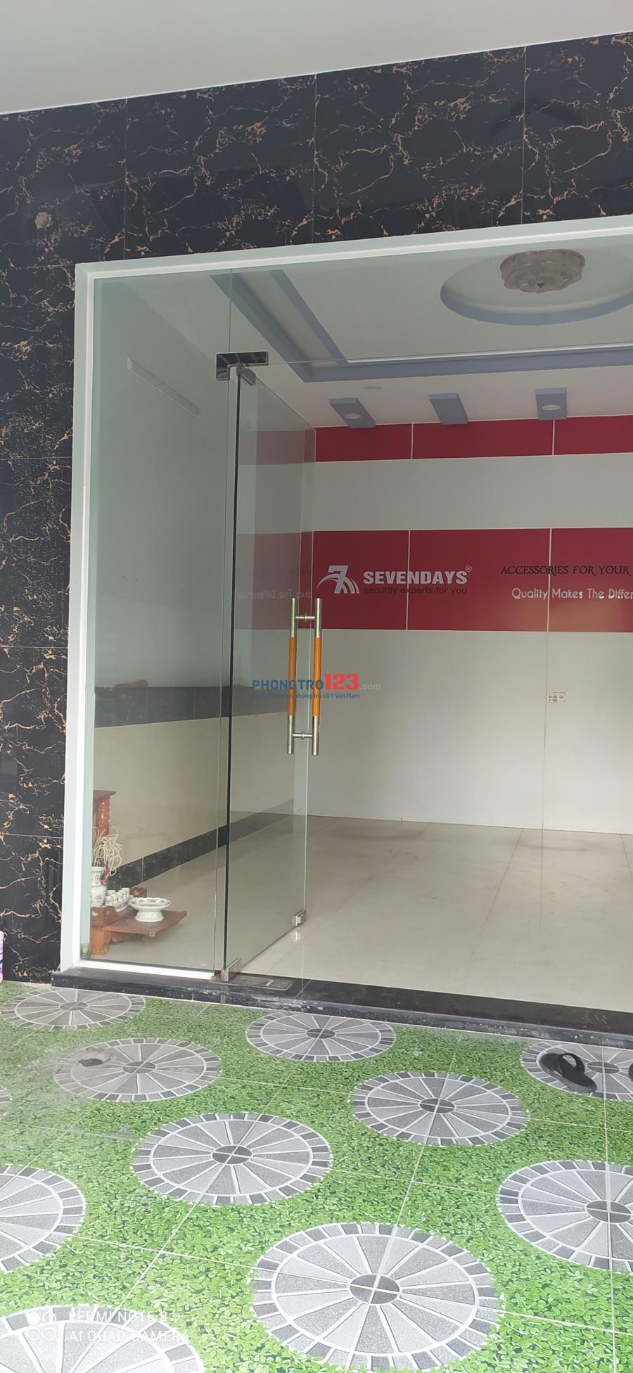 Nhà 3 lầu cần cho thuê tại 38 Nguyễn Thị Búp, Phường Hiệp Thành, Quận 12. 90m2 giá 15tr/tháng