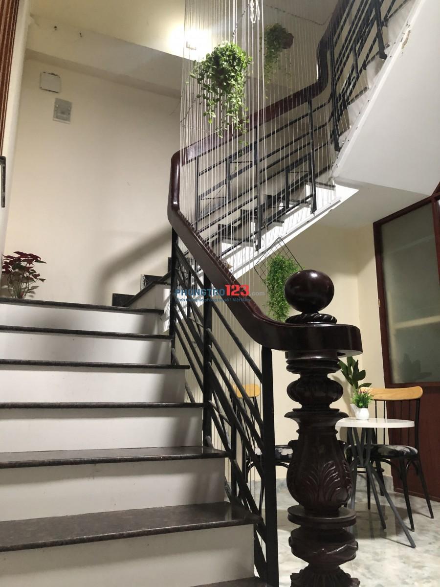Phòng trọ KTX Tiki house gần HUFI, Aeon tân phú