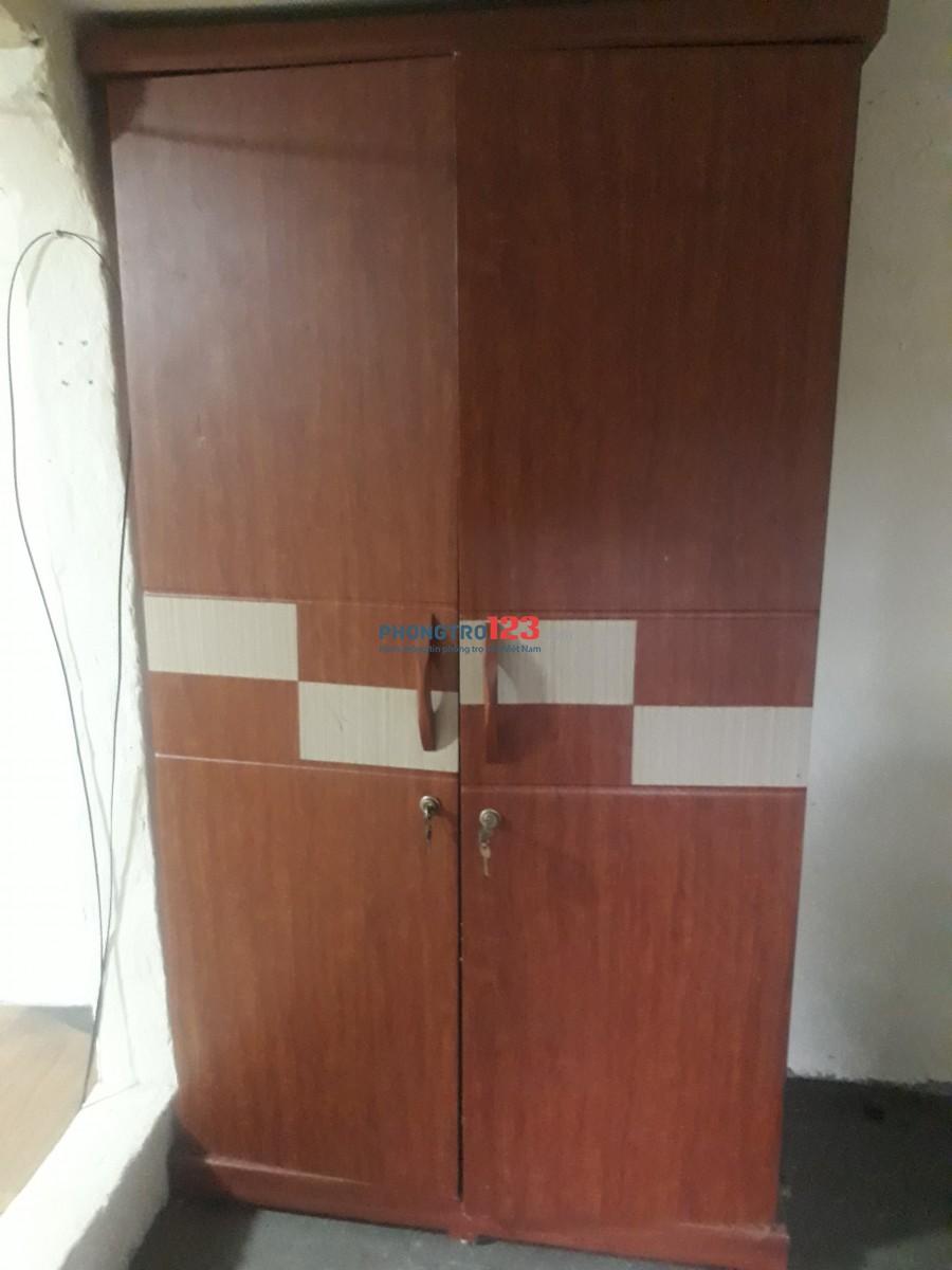 Cho thuê gác xếp, có điều hòa nóng lạnh tại 76/254 Minh Khai, Hà Nội