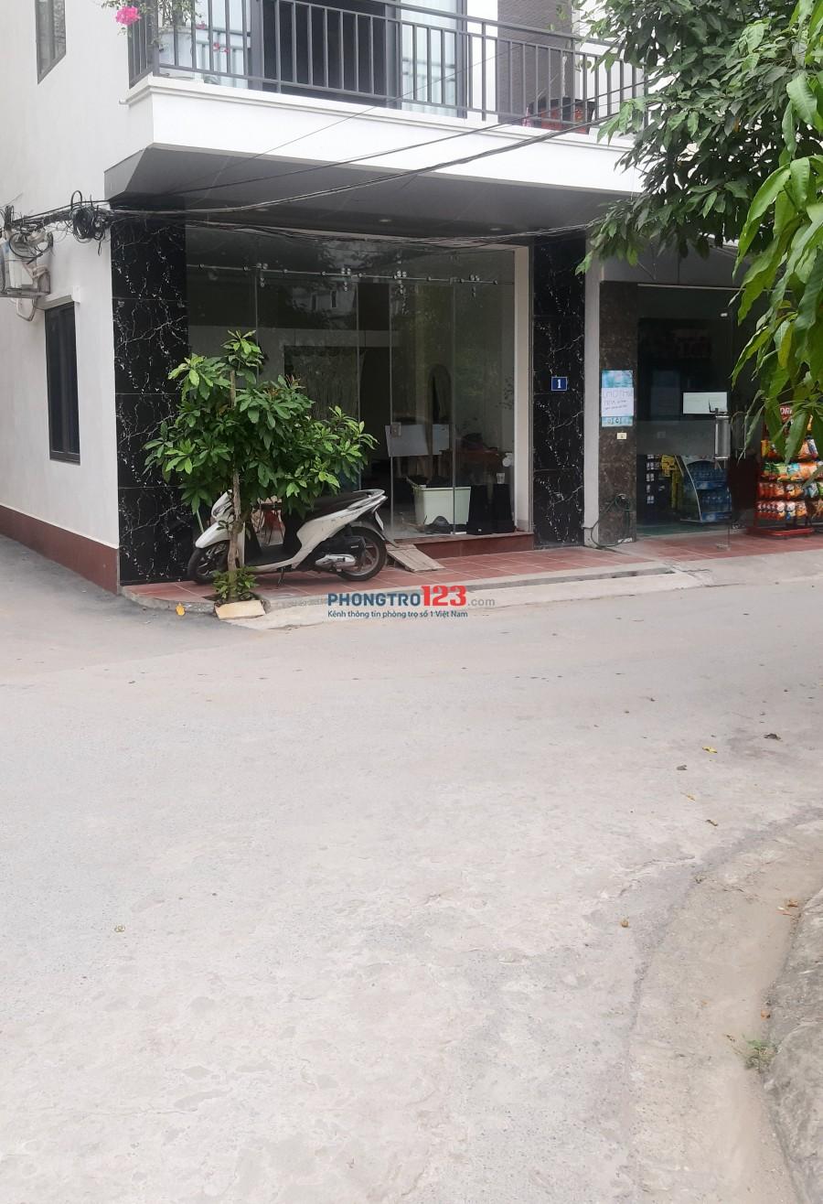 Chính chủ cho thuê làm văn phòng hoặc cửa hàng kinh doanh tầng 1, 32m2, giá thuê 4tr/tháng