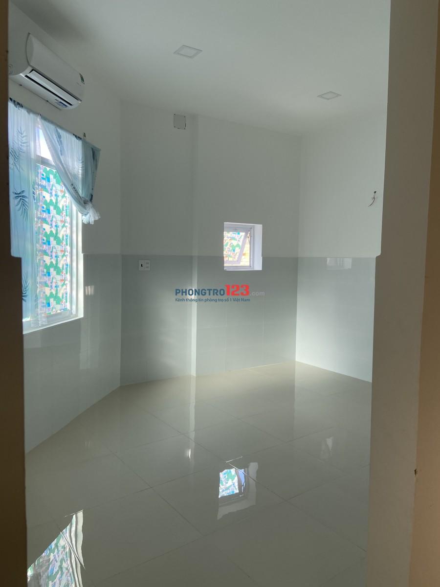 Cho thuê phòng trọ 36m2 hẻm 536 Âu cơ phường 10 Tân bình